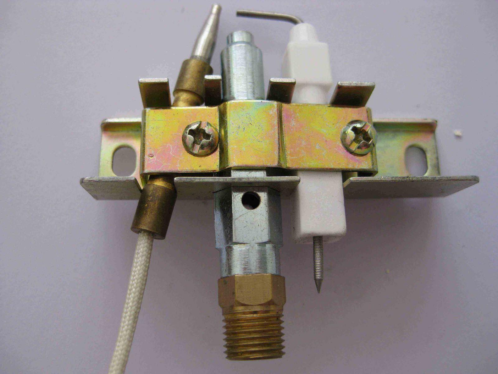 روشن نماندن شمعک بخاری گازی | ساتور